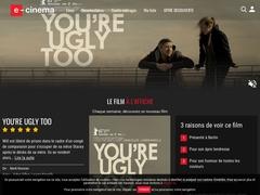 e-cinema.com, la 1ére Salle de cinéma digital