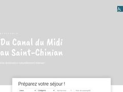 office de tourisme canal du midi à saint-chinian