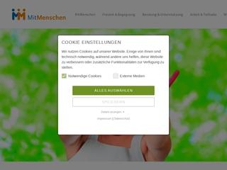 Vorschaubild der Webseite Stadtteilzentrum und Mehrgenerationenhaus