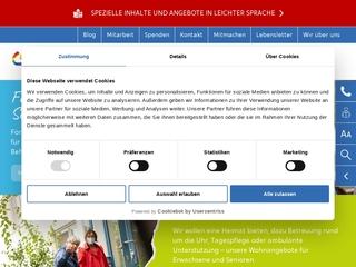 Vorschaubild der Webseite Integrativer Kindergarten