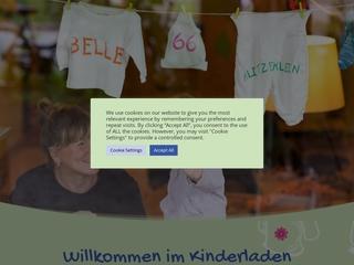 Vorschaubild der Webseite Kindertagesstätte Belle 66
