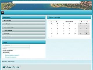 Vorschaubild der Webseite Leipziger Delphine e. V.