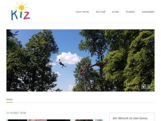Vorschaubild der Webseite Kindertagesstätte Sonnenkäfer