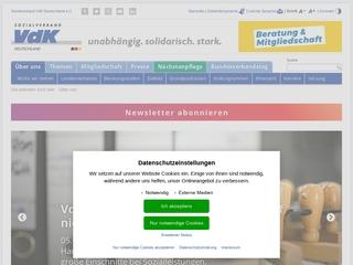 Vorschaubild der Webseite von Behindertenfahrdienst Firma Reha Trans