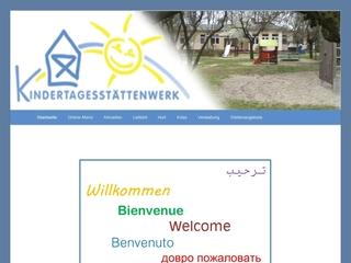 Vorschaubild der Webseite Kindertagesstätte Struppis Rappelkiste