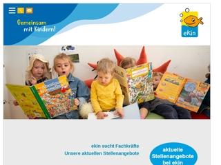 Vorschaubild der Webseite von Kindergarten Passionskirche
