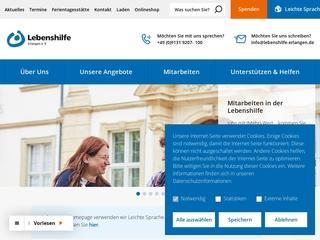 Vorschaubild der Webseite von Heilpädagogischer Kindergarten