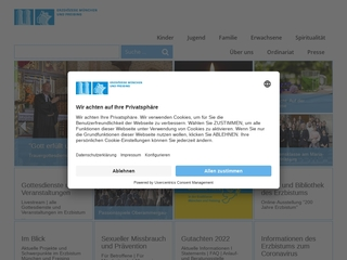 Vorschaubild der Webseite von Kath. Kindergarten St. Johannes der Täufer