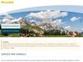 Huetten mieten in den Alpen