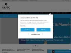 ESSEC, Grande Ecole de Commerce