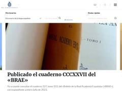 Interés General - Real Academia Española