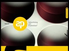 Diseño Publicidad - A & P The Promotion House