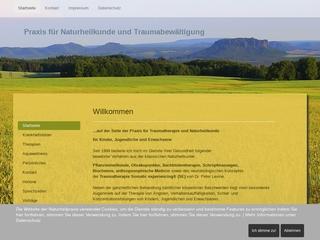 Vorschaubild der Webseite Naturheilpraxis Stolpen