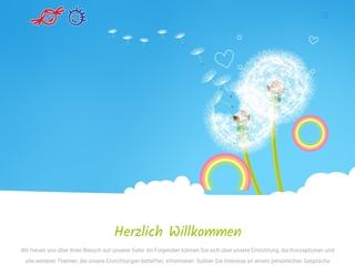 Vorschaubild der Webseite Kindervilla Pusteblume