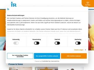 Vorschaubild der Webseite von Systemische Mädchenwohngruppe mit integrierten Inobhutnahme