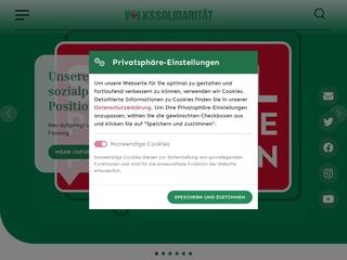 Vorschaubild der Webseite von Wohnen mit Service