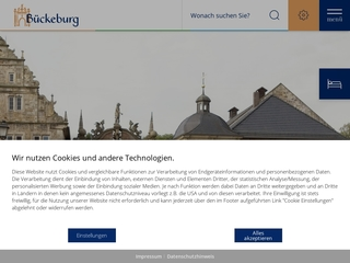 Vorschaubild der Webseite Jugendfreizeitzentrum