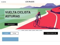 Centros Comerciales - Los Prados Oviedo Asturias España
