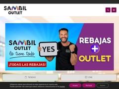 Centros Comerciales - Sambil Outlet Madrid España