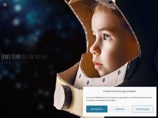 Vorschaubild der Webseite Kinderladen Domino