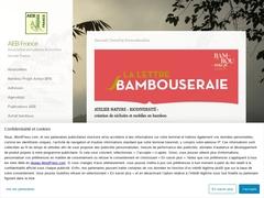 Association européenne du bambou