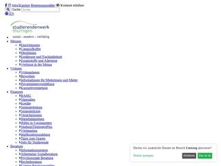Vorschaubild der Webseite Kindertagesstätte Merketal