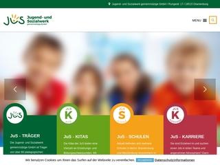 Vorschaubild der Webseite von Kindertagesstätte Spiel- und Erlebniswelt