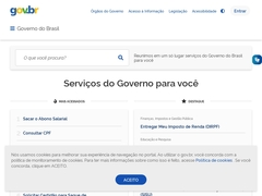 Gobierno - Instituto Nacional da Propiedade Industrial Brasil