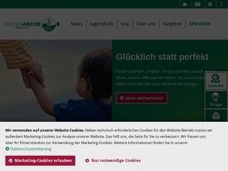 Vorschaubild der Webseite von Ökumenisches Kinderhaus Radebeul
