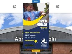 Educación Básica - Colegio Abraham Lincoln