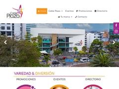 Centros Comerciales - Centro Comercial Cable Plaza, Colombia