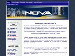 Jeans Pantalones - Confecciones NOVA