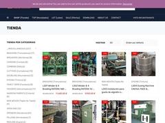 Maquinaria Textil Recuperada - MORSL