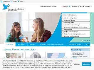 Vorschaubild der Webseite Kindertagesstätte Zeppenheimer Weg