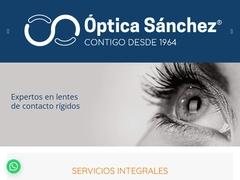 Salud - Óptica Sánchez Ecuador