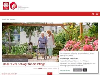 Vorschaubild der Webseite Kath. Altenheim Carolinenstift