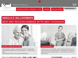 Vorschaubild der Webseite Kindertagesstätte Am Goethepark