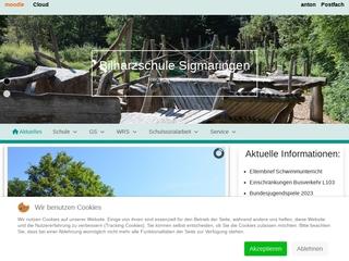 Vorschaubild der Webseite Bilharzschule Sigmaringen