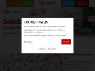 Vorschaubild der Webseite von AWO Hort
