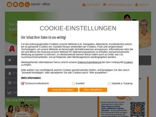 Vorschaubild der Webseite Apotheke im GLOBUS