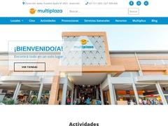 Centros Comerciales - Shopping MultiPlaza Asunción Paraguay