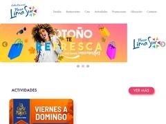Centros Comerciales - Plaza Lima Sur Perú
