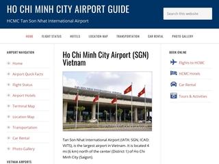 Ho Chi Minh Airport (Tan Son Nhat International Airport)