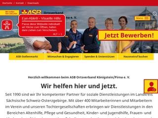 Vorschaubild der Webseite Kindertagesstätte Naseweis