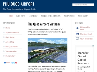 Duong Dung Airport (Phu Quoc Airport)