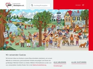 Vorschaubild der Webseite AWO Kindergarten Sonnenburg