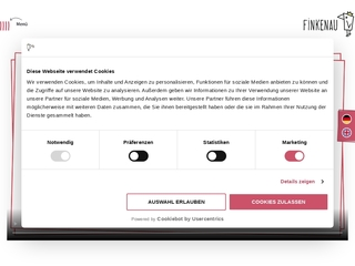 Vorschaubild der Webseite Kindertagesstätte Die wilden Finken