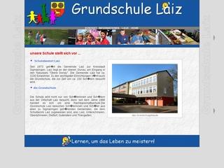 Vorschaubild der Webseite Grundschule Laiz
