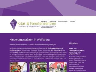 Vorschaubild der Webseite Johannes Kindertagesstätte