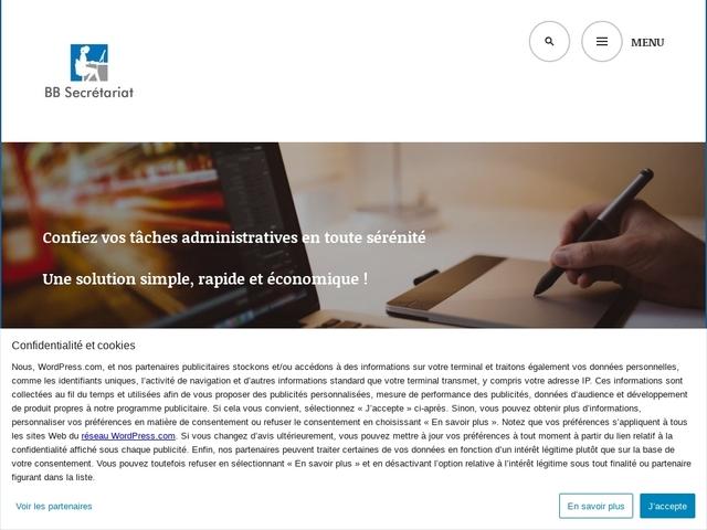 PONTHIERRY - BB Secrétariat, commercial, gestion comptabilité